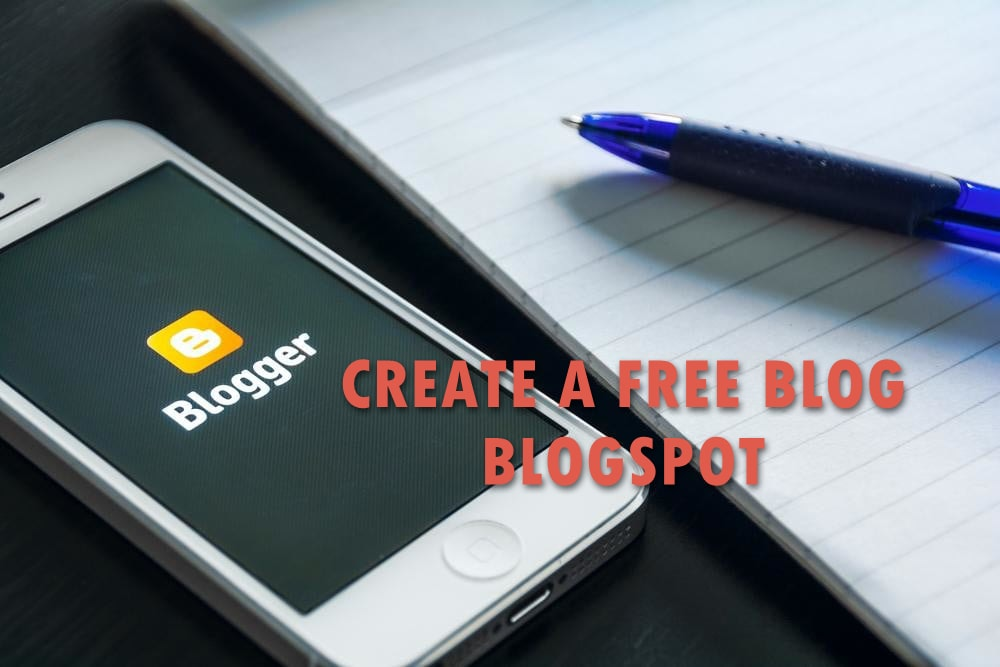 Google Blogger/ Blogspot - Create your blog