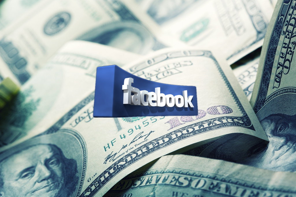 How earn money from Facebook