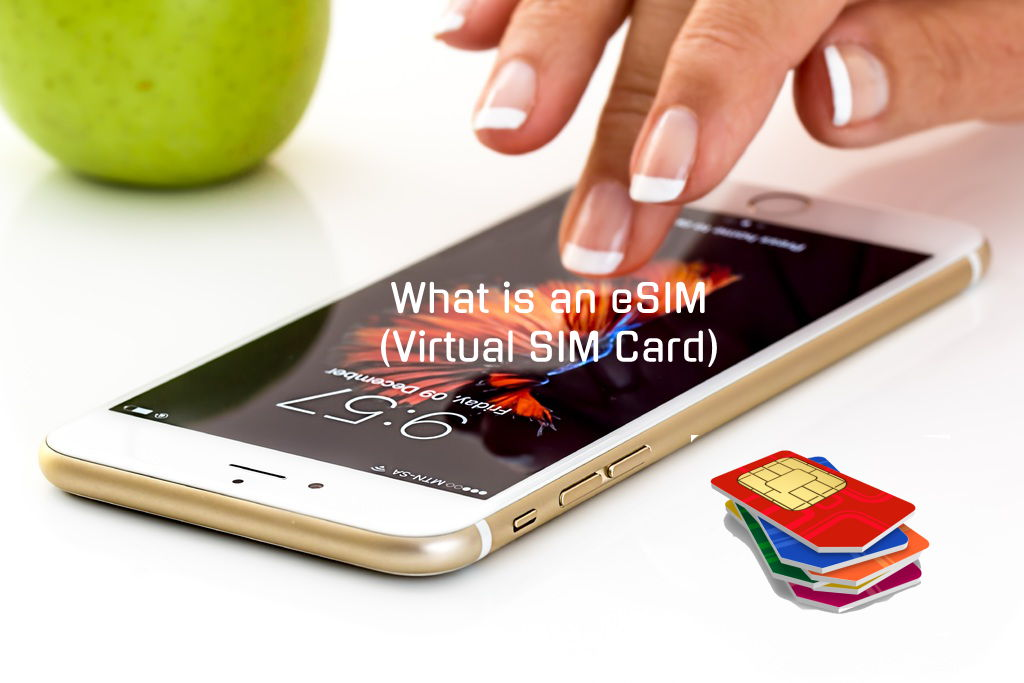 What is esim virtual sim card